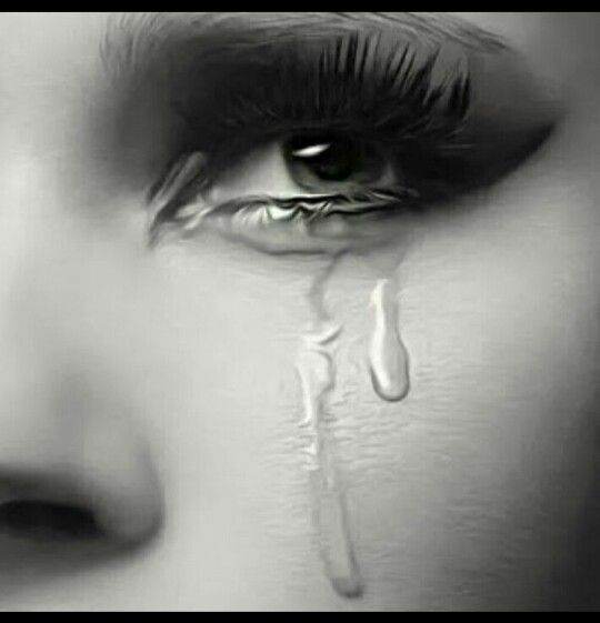 I cry every day cause I am in love with someone I can not be with!  We love each other but cannot be together.