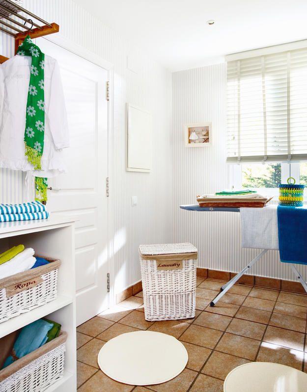 Pr cticos cuartos de lavado y plancha lavander a for Lavaderos practicos