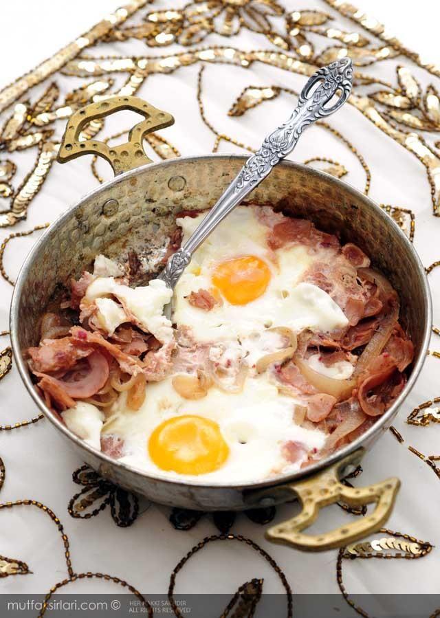 Yumurta-yı Hümayun Tarifi | Mutfak Sırları