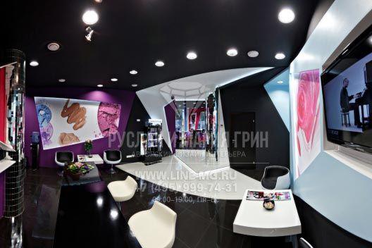 Современные идеи 2015 года: дизайн салона красоты, смотреть фото интерьера  http://www.line-mg.ru/dizayn-salona-krasoty-foto-ceny