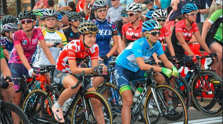King in Polka-Dot and Garfoot in the Blue Leader's jersey........ Encouraging Fourth for Dani King as Garfoot Wins 2016 Tour Down Under......... Wiggle High5's Dani King keeps the climbers jersey suggesting promise for the 2016 season  - Total Women's Cycling