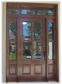 9 best Exterior Doors images on Pinterest | Doors, Six sides and ...