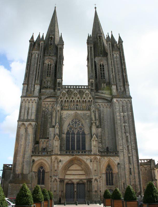 Cathédrale Notre-Dame de Coutances 50