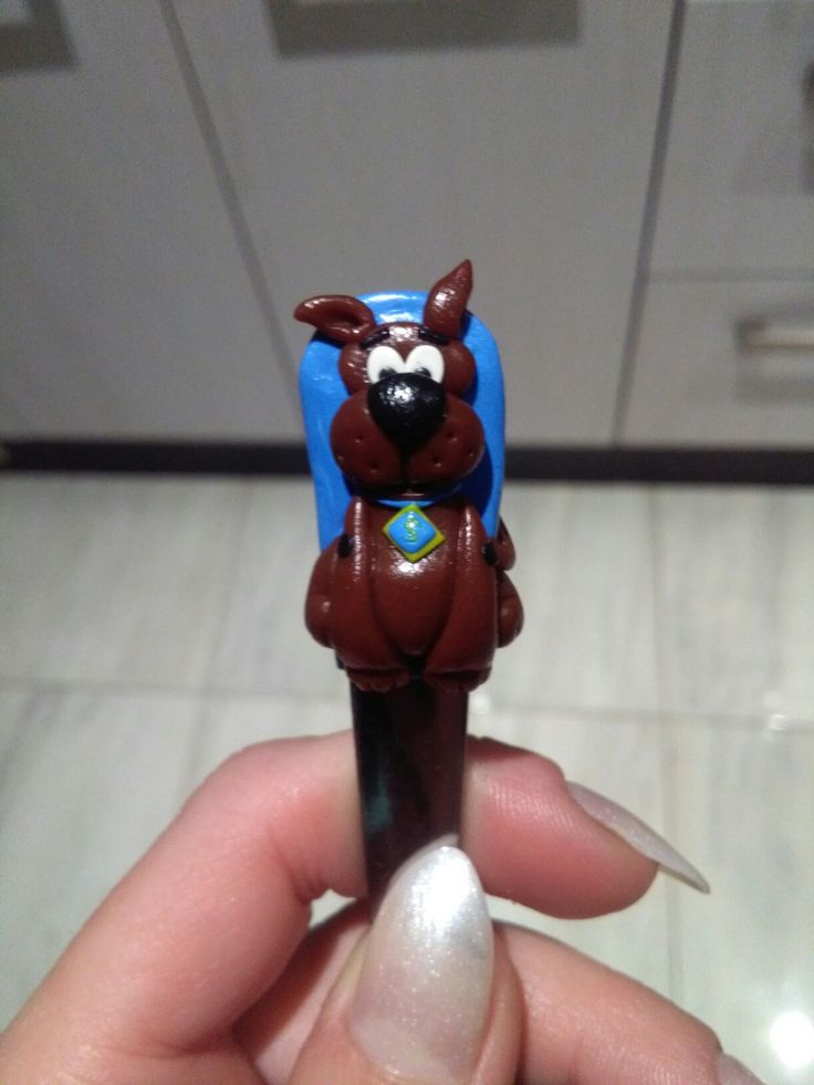 polymer Scooby