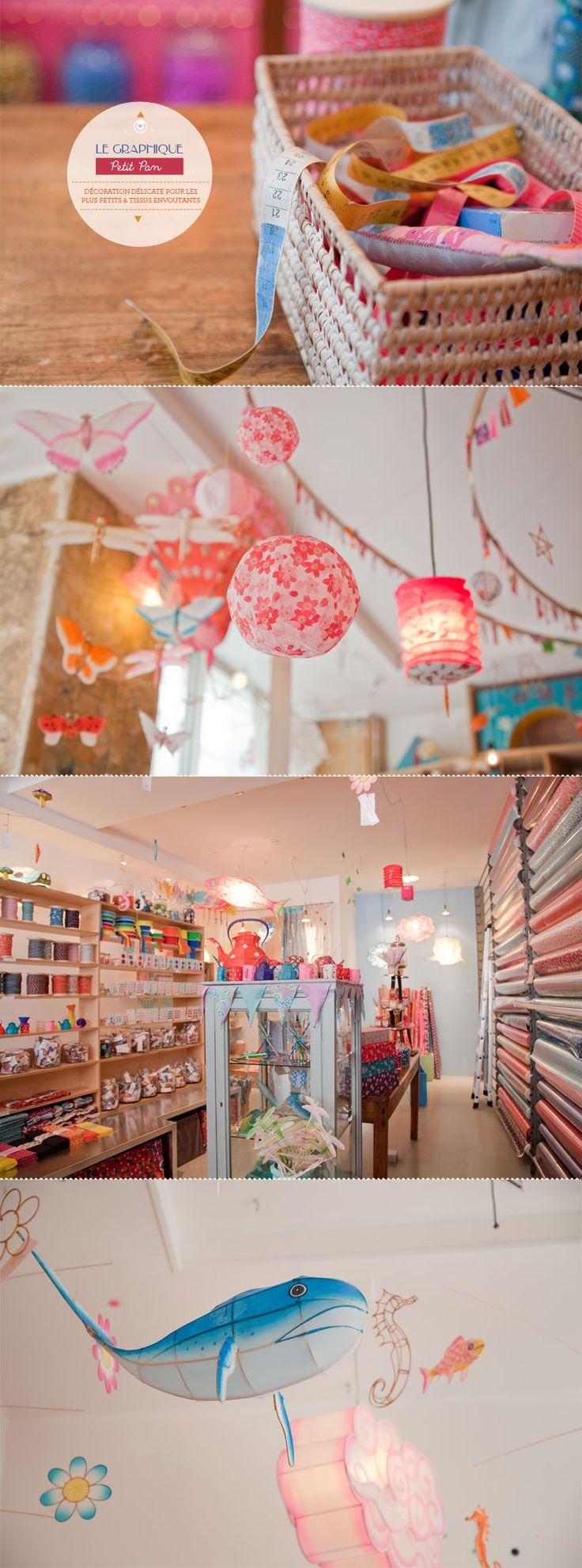 Petit Pan  39 & 76 rue François Miron  75004 Paris ( autres points de vente sur le site)