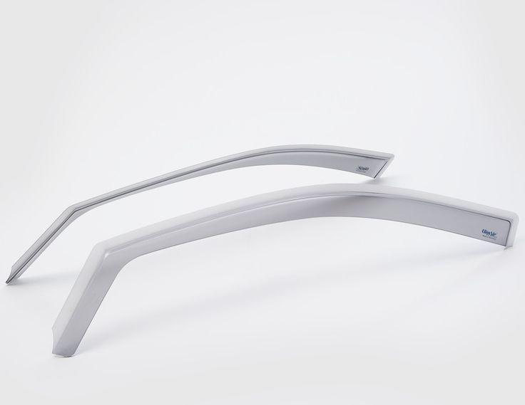 Ford Galaxy - Deflettori finestrino laterale per porte anteriori. Grigio chiaro.