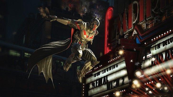 Batman Injustice 2 Wallpaper