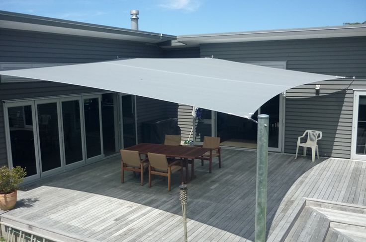 Outdoor Pergola Attached To House