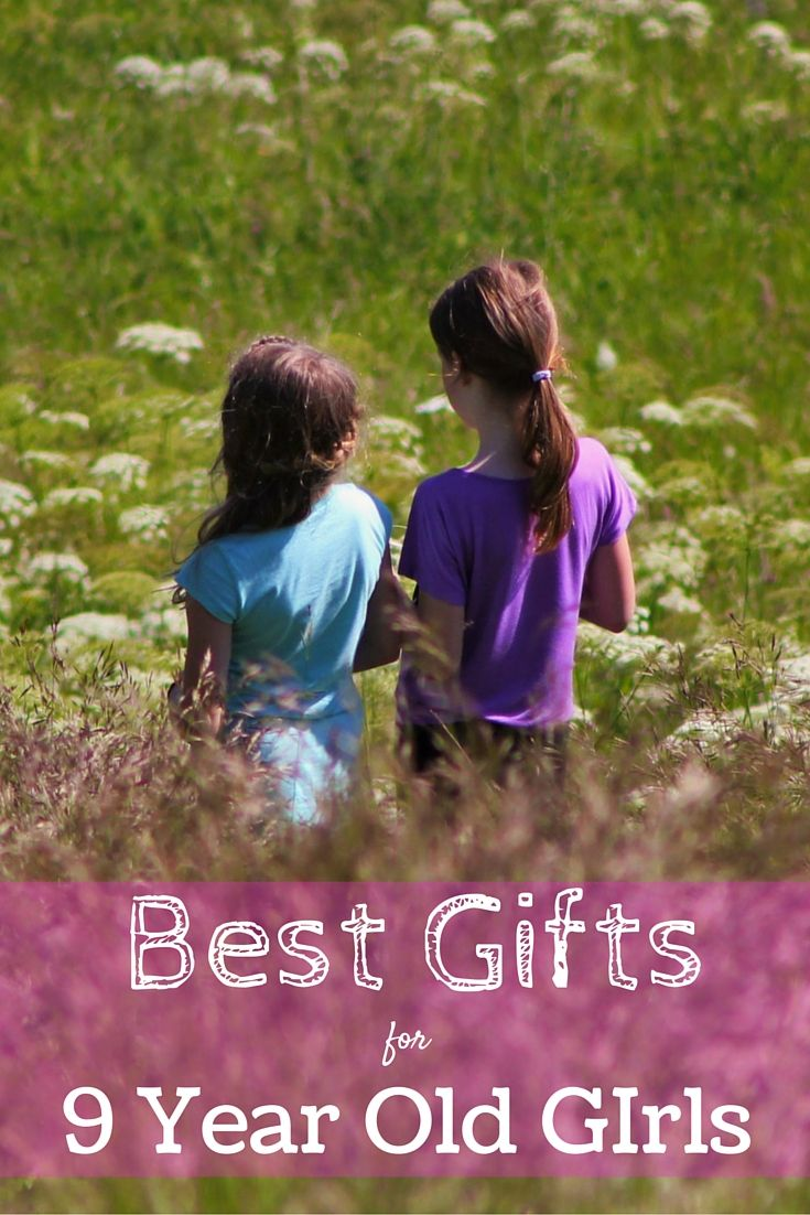 Craft ideas for 9 year old girls - Really Cool Gift Ideas For 9 Year Old Girls