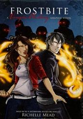 Frostbite : a vampire academy graphic novel   by Dragoon, Leigh ; Vieceli, Emma ; Mead, Richelle .  Series: Vampire academy :  Razorbill, 2012