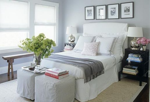 peaceful neutral bedroom