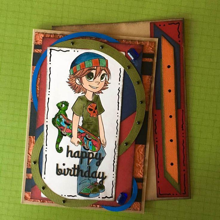 Happy Birthday 5x7 Blank Verse Greeting Card, Happy Birthday Greeting Card, Greeting Card With Matching Envelope by TeriBears on Etsy