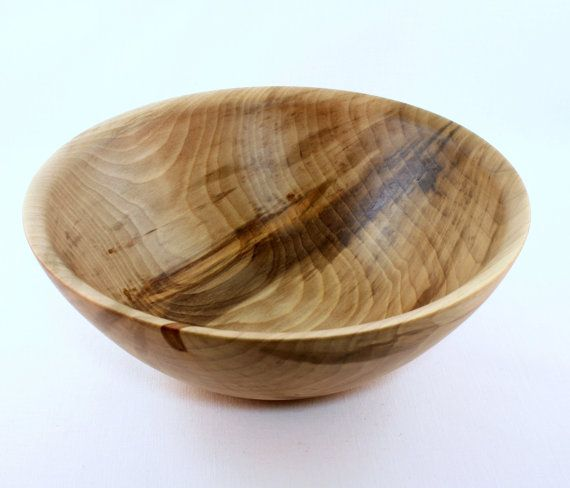 Wooden Sweet Gum Bowl  Wooden Serving Dish by WoodExpressions, $72.00