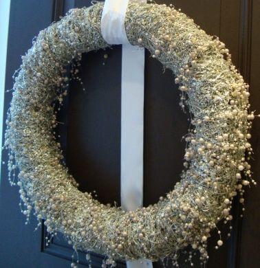 Timeless Creative Decor custom wreath creations