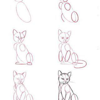 Kolay aslan çizimi arayanlar için paylaştığım bu güzel ve kolay çizim çalışmasını beğeneceğinizi düşünüyorum. Çocuklarınıza kolay hayvan çizimi ve kolay çizim çalışmaları a