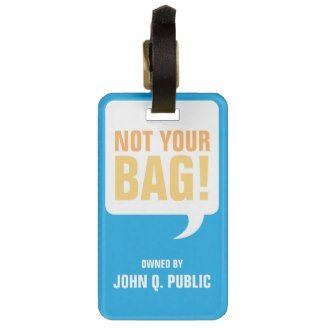 Express Yourself: Fun Luggage Tags for All Styles of Travelers