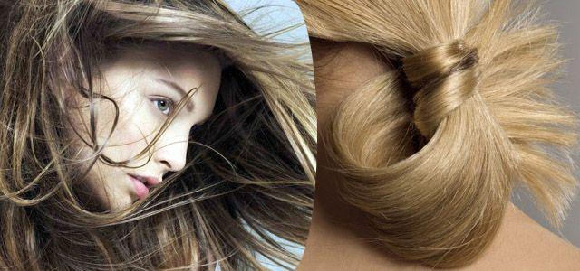 Утюжок наносит вред волосам