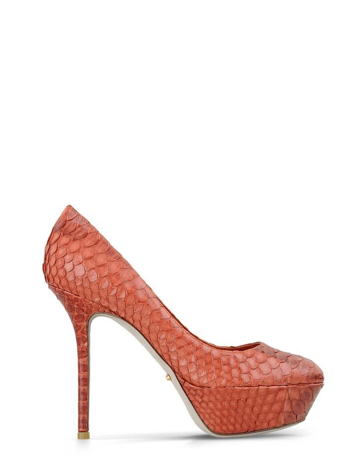 uptown - Escarpins Femme - Chaussures Femme sur SERGIO ROSSI Online Store Automne-Hiver 2012