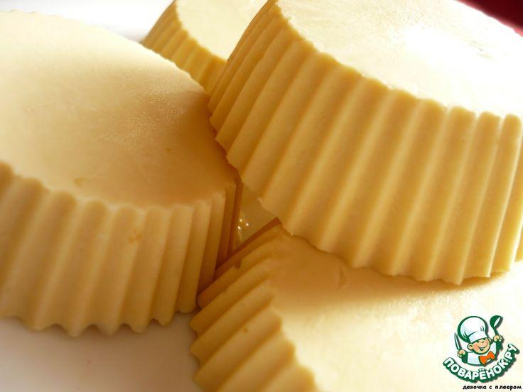 """Творожное мороженое """"Крем-брюле"""" ингредиенты"""