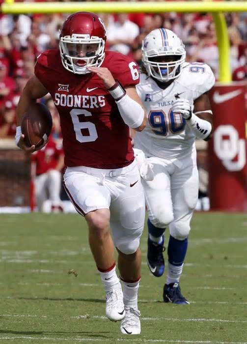 Oklahoma football: What's it like to watch Baker Mayfield play quarterback?