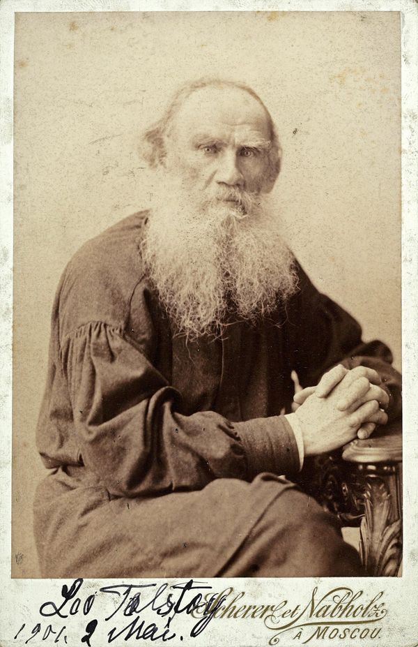 A brief survey of the short story part 25: Leo Tolstoy
