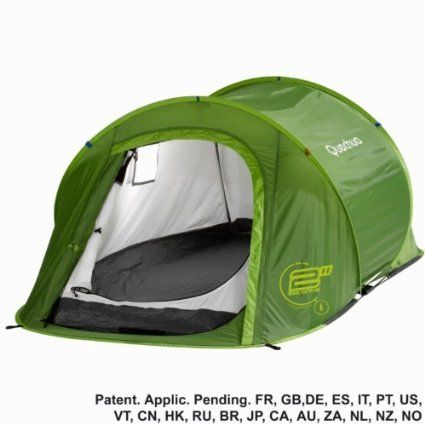DECATHLON 2 Seconds Pop Up Easy-to-carry Tent