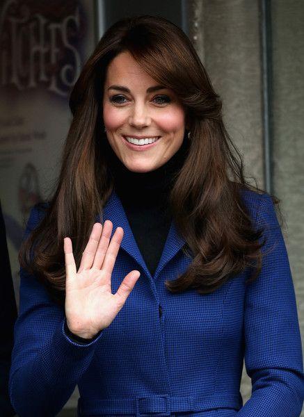 Kate Middleton Photos - The Duke and Duchess of Cambridge Visit Dundee - Zimbio