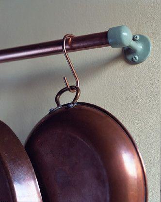 17 Best Ideas About Pot Hanger Kitchen On Pinterest