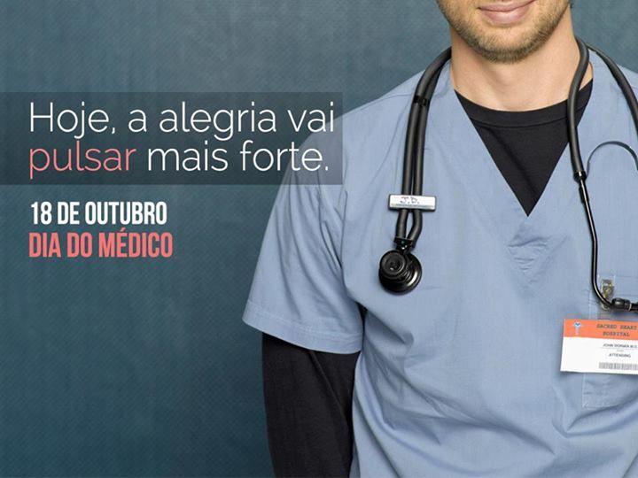 Dia do Médico! #diadomedico #medico #medicina