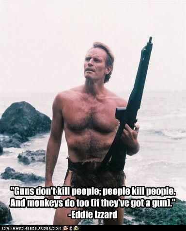 guns dont kill people, people do! essay Free essay: every year, all across america, guns cross the hands of various  members of our society guns are legally put to use for the military, the police.