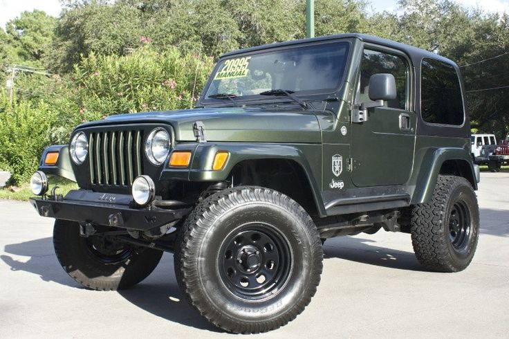 65th jeep anniversary edition 2006 jeep green 20 995 3 suspension lift with 33 bfg all. Black Bedroom Furniture Sets. Home Design Ideas