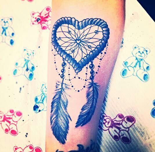 Meer dan 1000 ideeu00ebn over Tattoo Attrape Reve op Pinterest - Tatouage ...