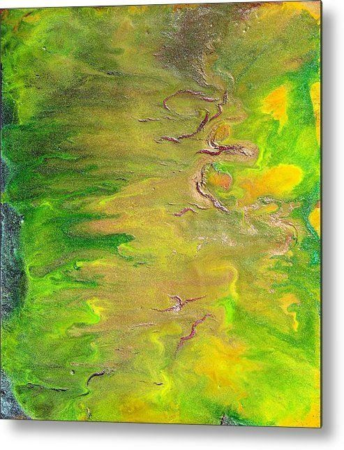 JuliaApostolova - Green Abstract Painting #home #design #homedesign #painting #interior #art #sisustus #taide #taulu #sisustaminen #sisustusidea #interiordesign #inredning