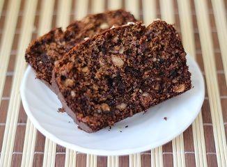 Keks bananowo - czekoladowy   Zdrowe Przepisy Pauliny Styś