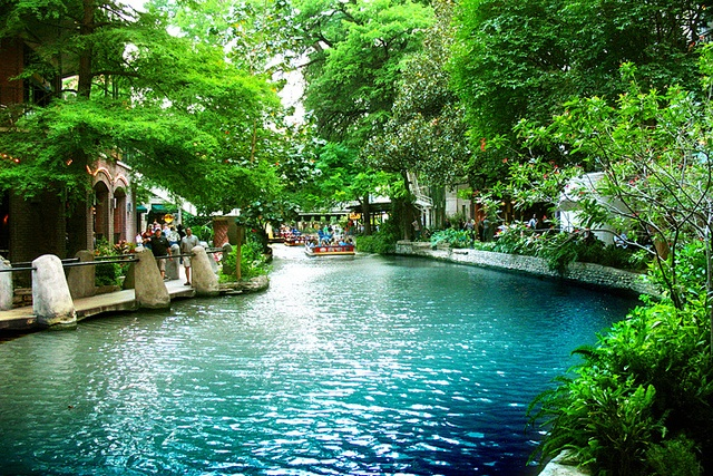 Riverwalk in San Antonio, TX... Will definitely go back one day
