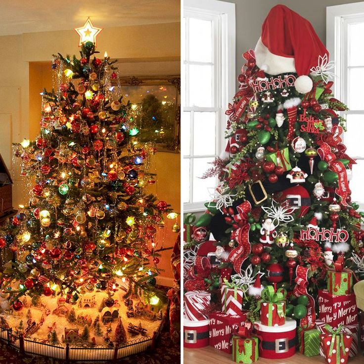 72 best rboles de navidad images on pinterest the tree - Decoraciones para navidad ...