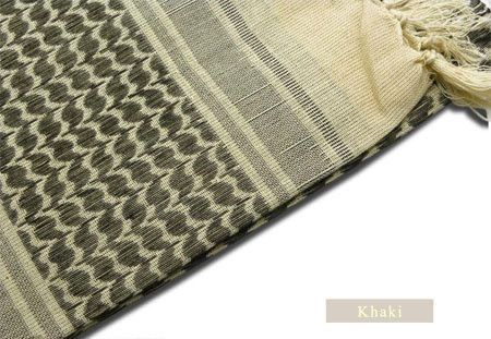 Military Windproof Scarf Muslim Hijab Shemagh Tactical Shawl