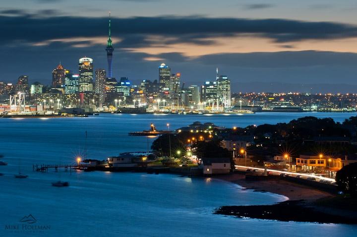 Auckland, New Zealand.  www.MikeHollman.com