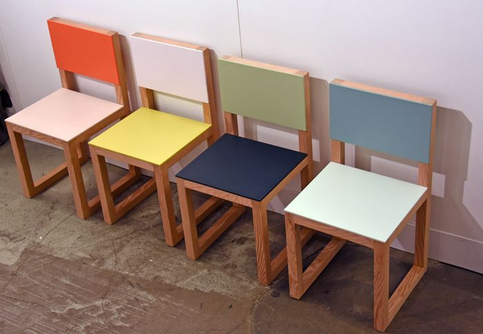 CIFF KIDS 2017 – cute chairs by SEPTEMBERS
