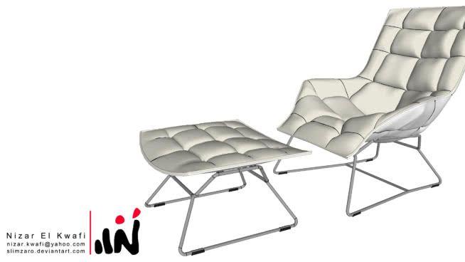Zanotta Grandtour 3d Warehouse Lounge Design Walk In Closet Design Lounge Chair