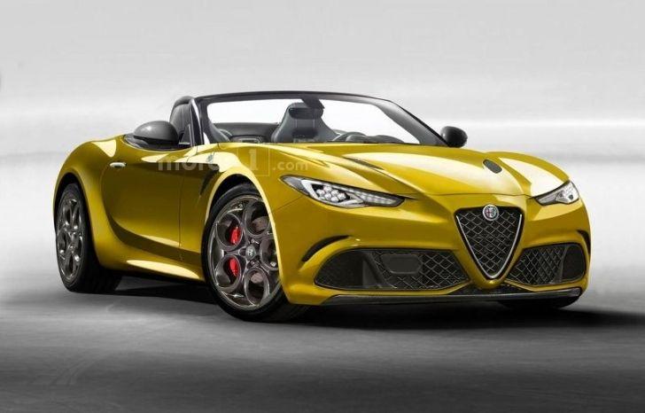Alfa Romeo Models >> 2020 Alfa Romeo Models Rumors Alfa Romeo Spider Alfa