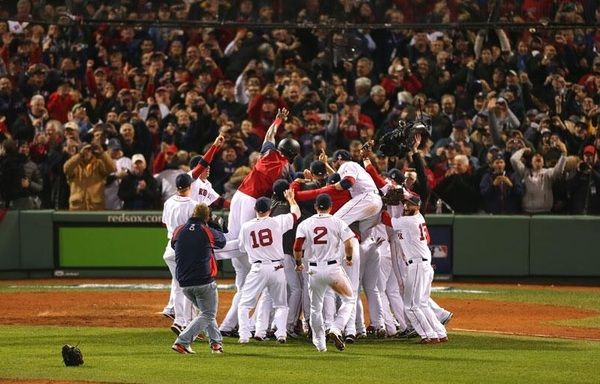 The worst-to-first Red Sox won the WORLD SERIES Wednesday.  Wow! http://www.boston.com/sports/blogs/obnoxiousbostonfan/2013/10/red_sox_world_series_champions_analysis.html