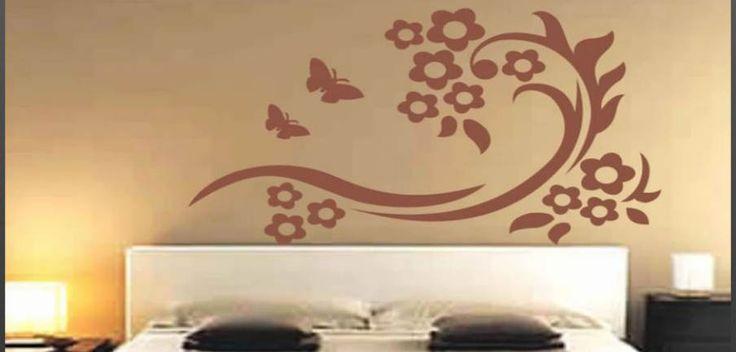 decorazione pareti camera da letto - Cerca con Google