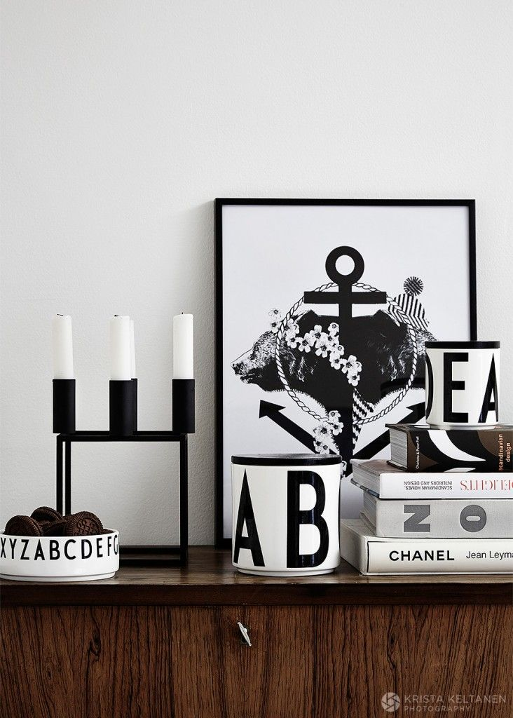 Details + styling, Arne Jacobsen, Design Letters. photo Krista Keltanen