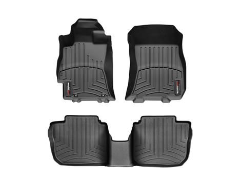 2013 Subaru Outback   WeatherTech FloorLiner - car floor mats liner, floor tray protects and lines the floor of truck and SUV carpeting from...