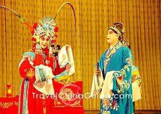 Beijing Opera performance