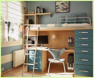 Tienerkamer   Ideeën   Inrichting en decoratie