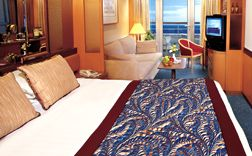 Pacific Aria and Pacific Eden - P&O Cruises
