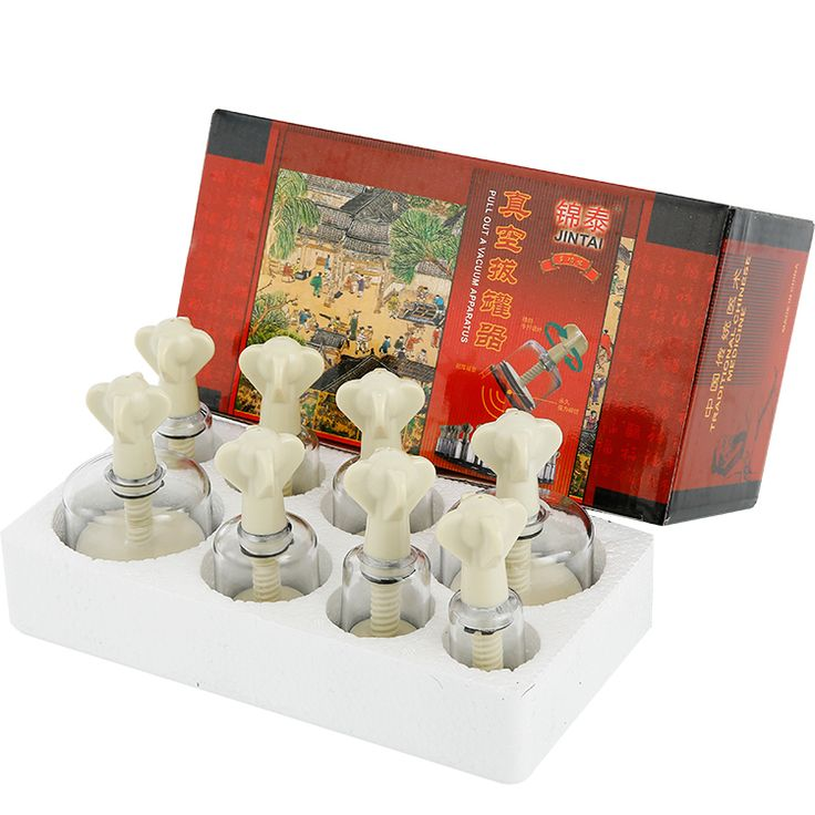 $24.90 (Buy here: https://alitems.com/g/1e8d114494ebda23ff8b16525dc3e8/?i=5&ulp=https%3A%2F%2Fwww.aliexpress.com%2Fitem%2FAuthentic-Tai-vacuum-canister-8-pcs-acupuncture-massage-cupping-screw-cupping-pumping-formula-thickened-non-glass%2F32727167157.html ) Authentic Tai vacuum canister 8 pcs acupuncture massage cupping screw cupping pumping formula thickened non-glass cylinder for just $24.90