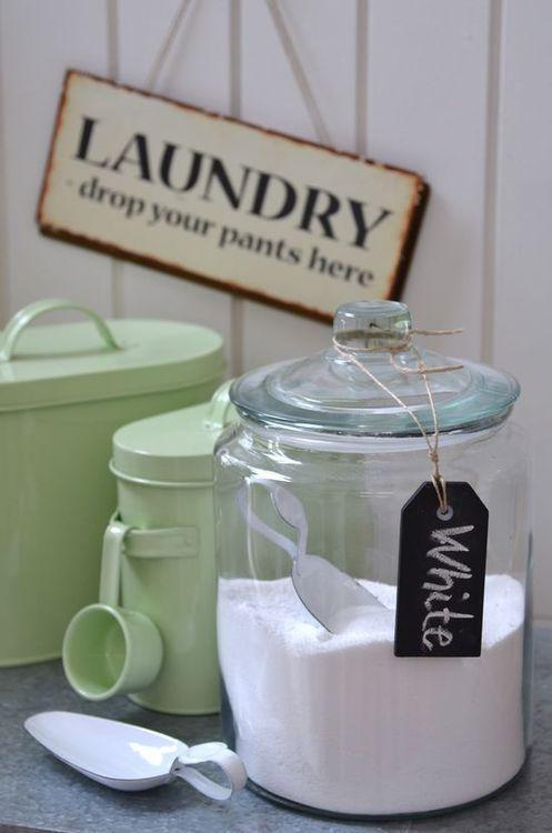 Cottage Laundry